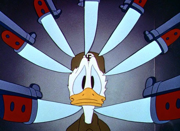 Donald Duck in Der Fuhrer's Face