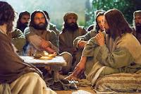 Resultado de imagen para En aquel tiempo, Jesús se retiró con sus discípulos a la orilla del lago