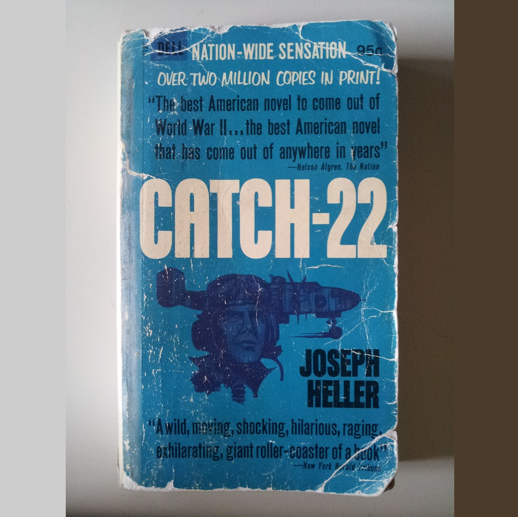 catch 22 summary