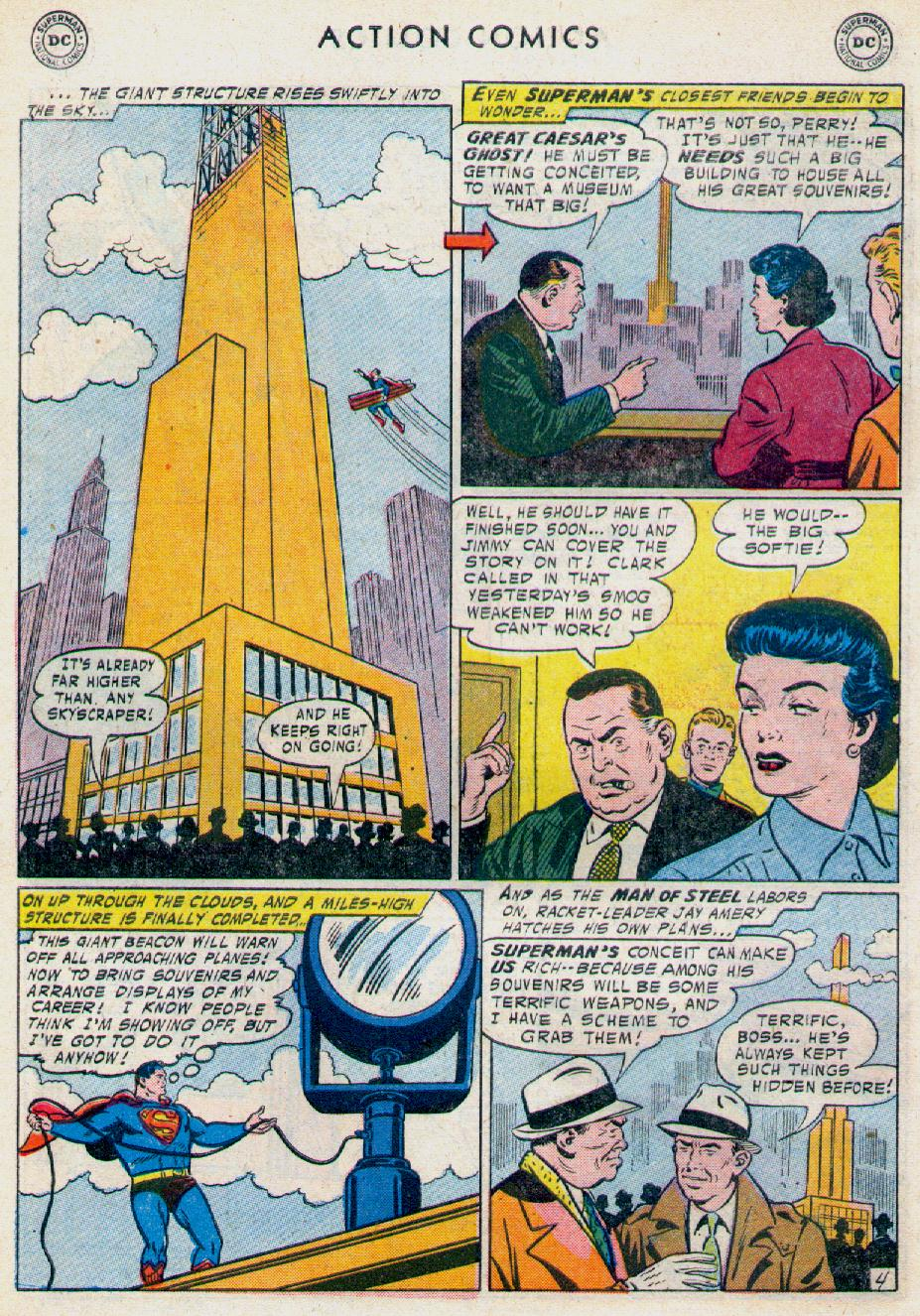 Read online Action Comics (1938) comic -  Issue #228 - 6