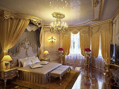 Decorating theme bedrooms - Maries Manor: Luxury bedroom designs ...