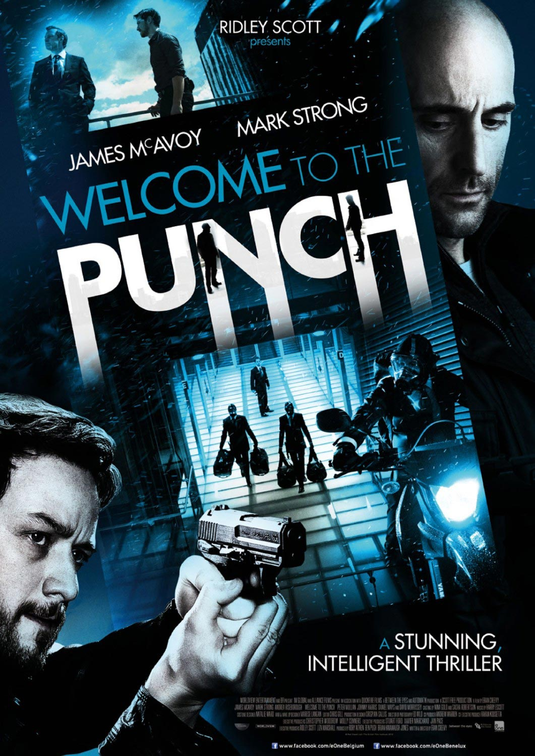 Welcome to The Punch (2013) tainies online oipeirates