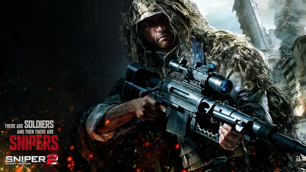 Sniper Ghost Warrior 2 Download Poster