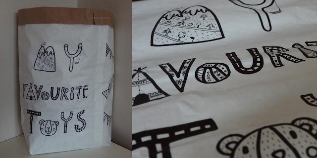 papírový pytel paper sack