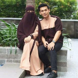 Gamis Suami Istri Couple