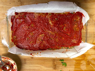 A for Lifestyle: Spicy Meatloaf recipe