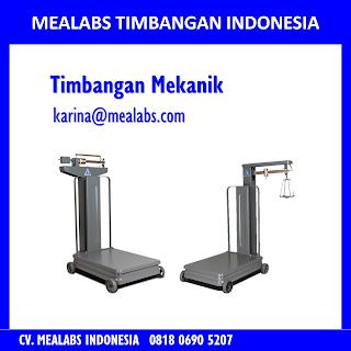 Jual Timbangan Mekanik Mealabs Timbangan Indonesia