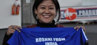 Hill runner Roshni Rai