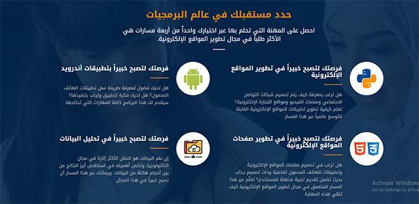 """الآن وفي العالم العربي مُبادرة """"المليون مُبرمج عربي"""" سجل وتعلم البرمجة مجانا ونافس على المليون دولار"""