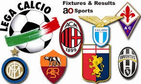 Italy Serie A results - fixtures
