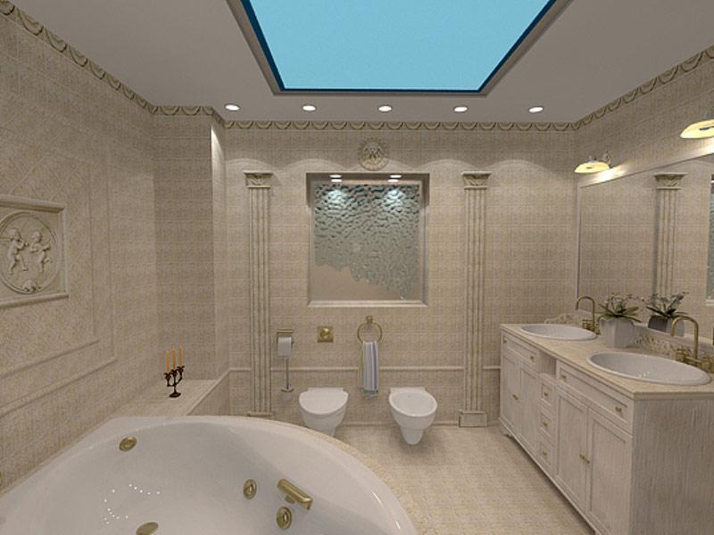 . New false ceiling design ideas for bathroom 2019