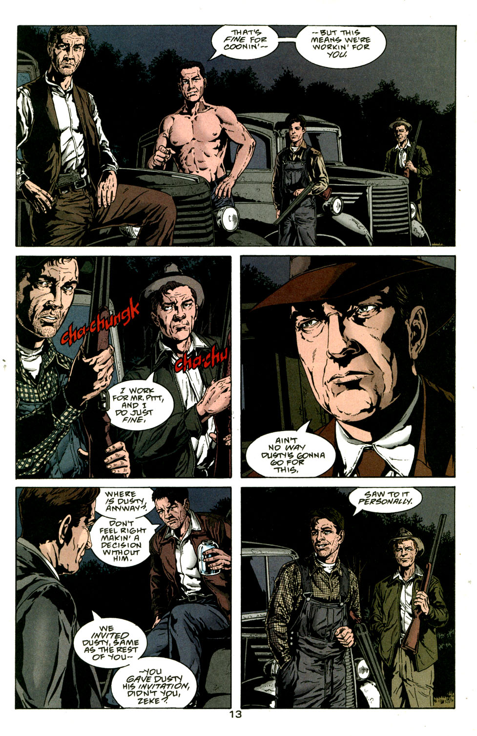 Read online American Century comic -  Issue #10 - 13