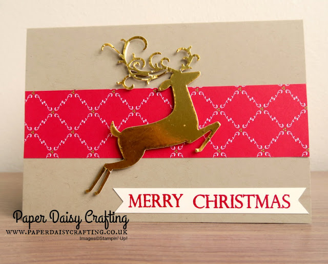 Dashing Deer by Stampin  Up