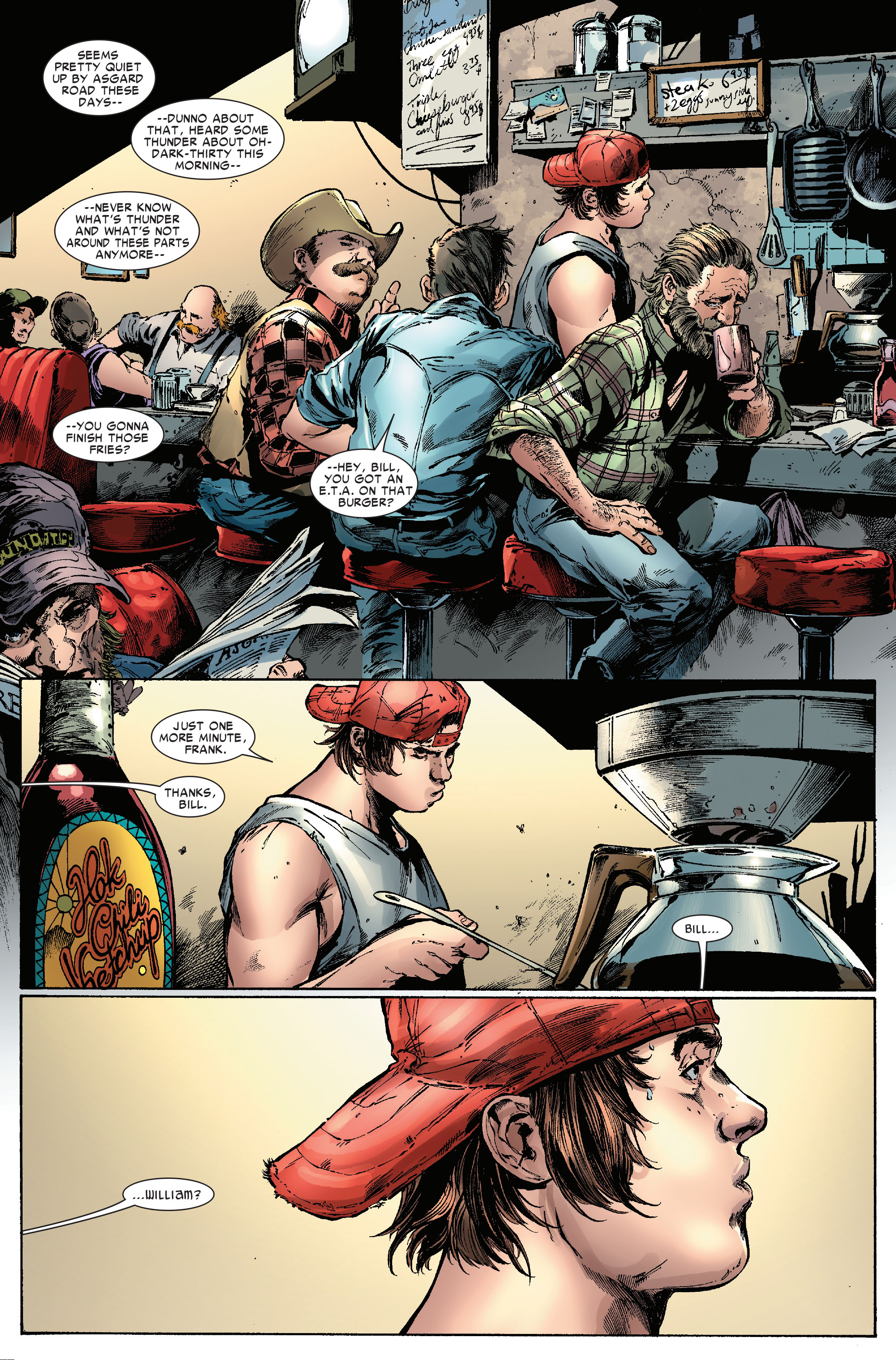 Thor (2007) Issue #601 #14 - English 15