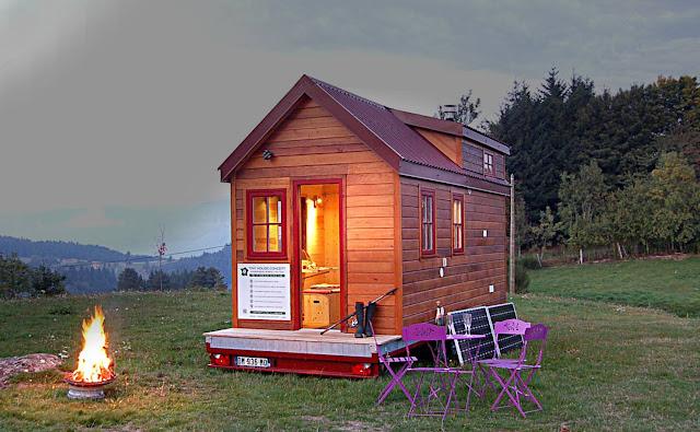 Frédéric Berard tiny house