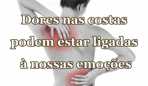 Dores nas costas e as relações entre as vértebras, as emoções e as doenças