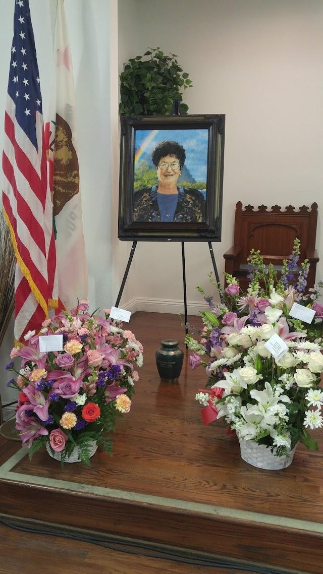 Búcsú Németh Marikától - Nemeth Marika's Memorial