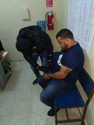 CAPTURAN EN SANTIAGO DOMINICANO PRÓFUGO POR TRÁFICO DE HEROÍNA EN ESTADOS UNIDOS.-