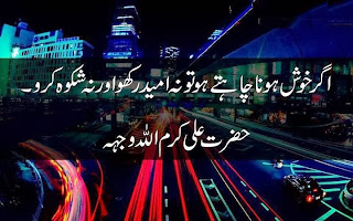 Urdu Quotes Hazrat Ali, Imam Ali Quotes