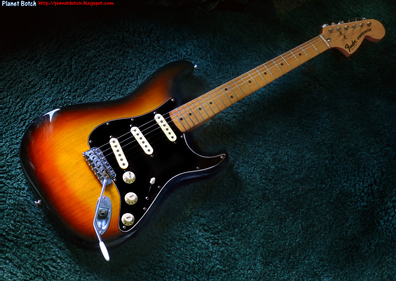 Seventies Fender Strats: Good, Bad or Ugly? | Planet Botch