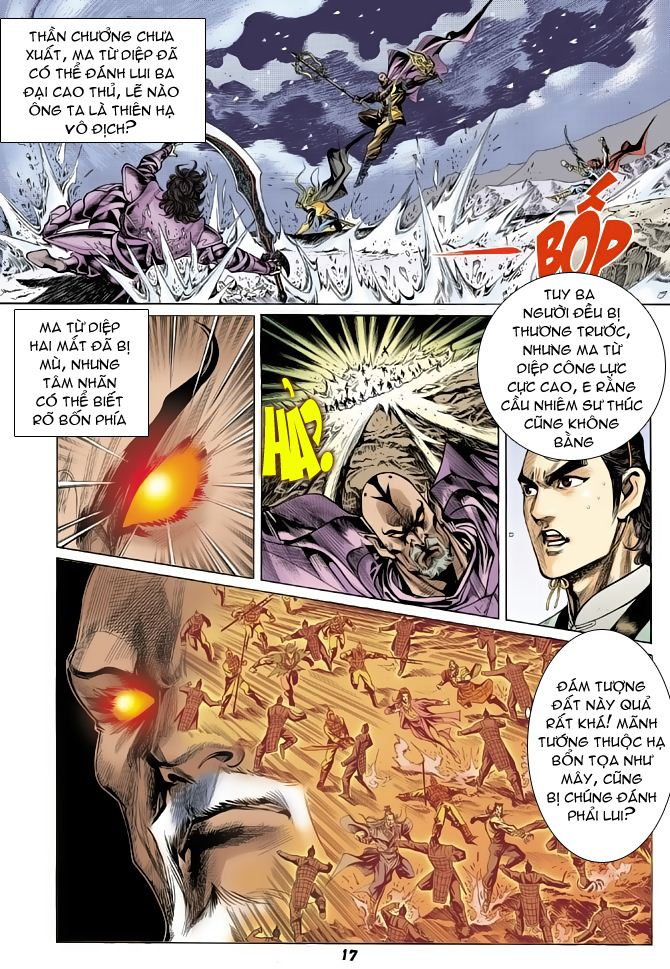 Đại Đường Uy Long chapter 56 trang 17