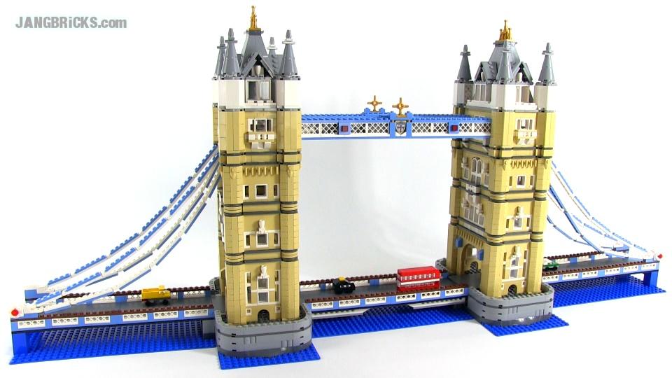 lego tower bridge review set 10214. Black Bedroom Furniture Sets. Home Design Ideas