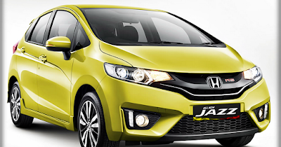 Specifications and Pricing New Honda Jazz RS