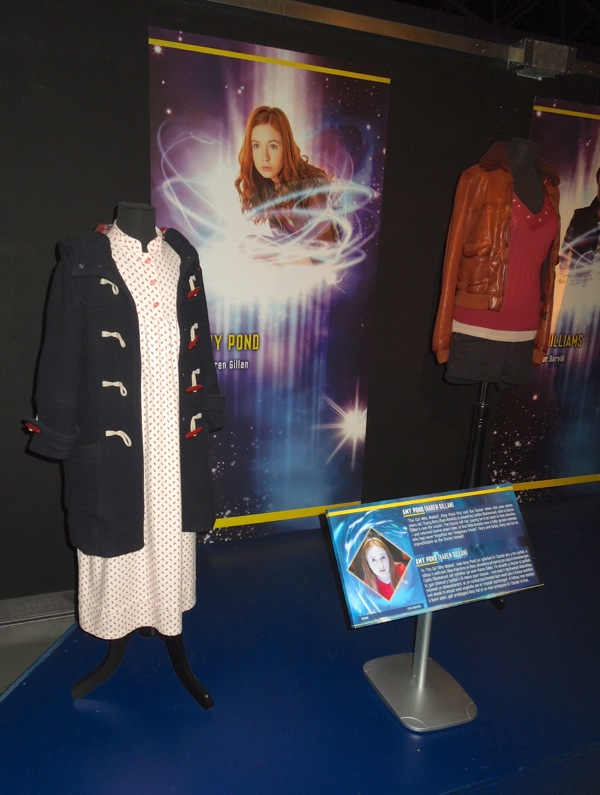 Amy Pond Doctor Who costumes