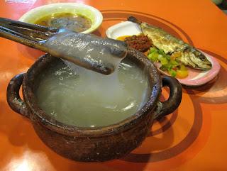 Makanan khas Papua - Papeda