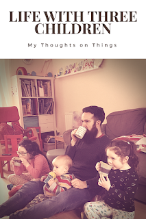 Life with Three Children https://laura-honeybee.blogspot.com/2018/04/life-with-three-children.html