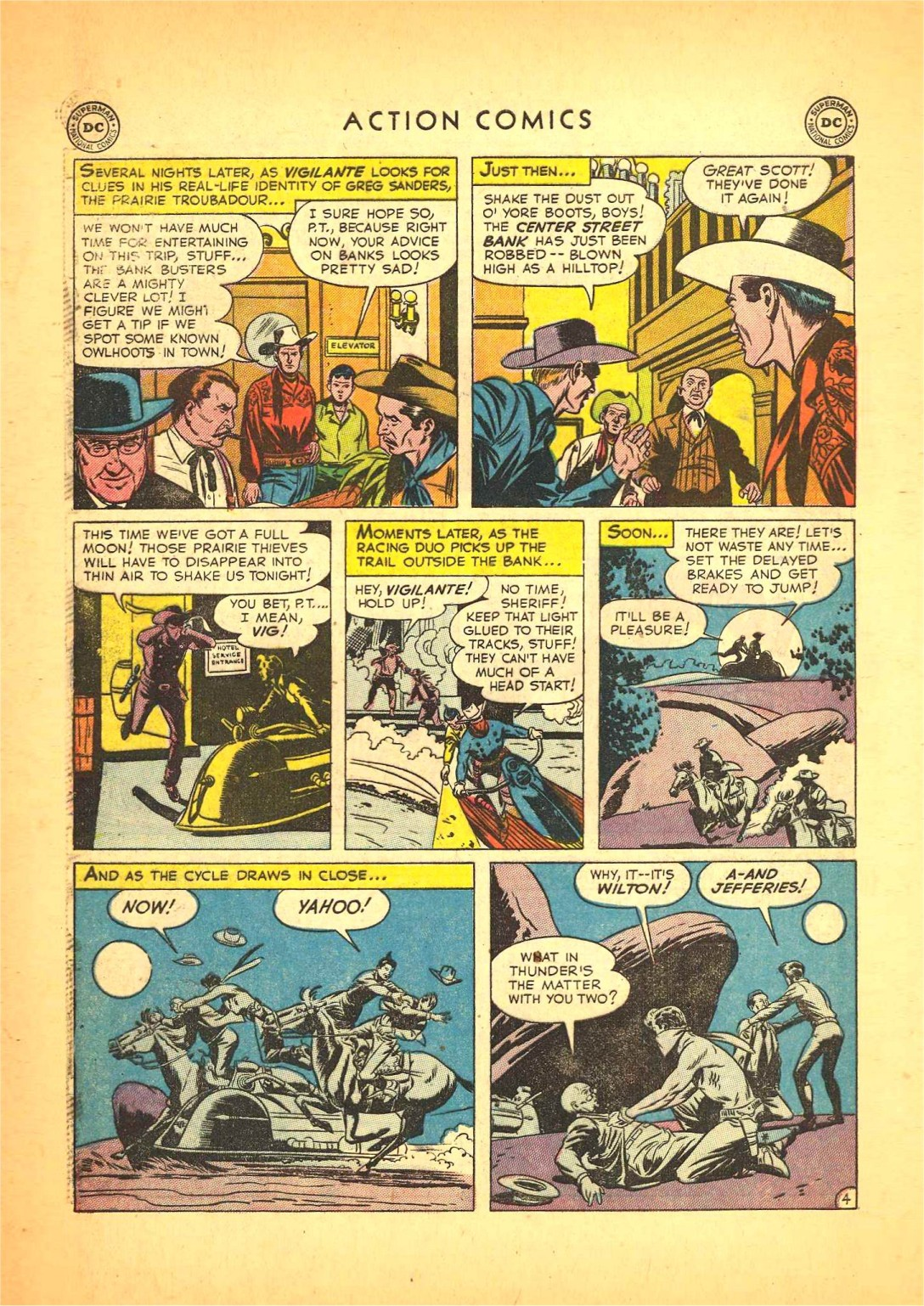 Action Comics (1938) 166 Page 34