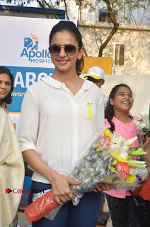 Actress Rakul Preet Singh at Endometriosis Awareness Walk at Apollo Cradle  0038.jpg