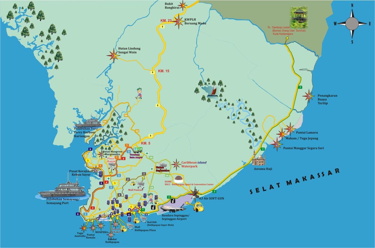 Tempat Wisata di Balikpapan yang Paling Menarik - Yoshiewafa