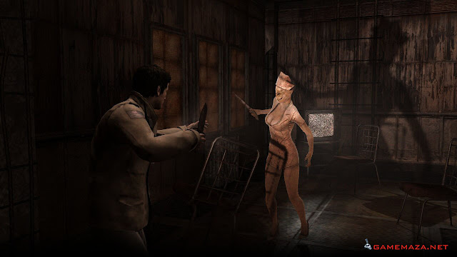 Silent Hill 5 Homecoming Gameplay Screenshot 1
