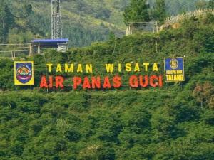 Wisata Guci Tegal Jawa Tengah
