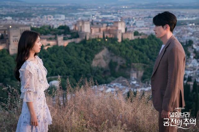 Memories of the Alhambra review Park Shin Hye Hyun Bin