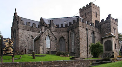 The Cathedral of St John the Baptist, Sligo, the episcopal seat of the Church of Ireland bishops of Elphin