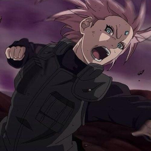 Naruto Character  Foto Sakura