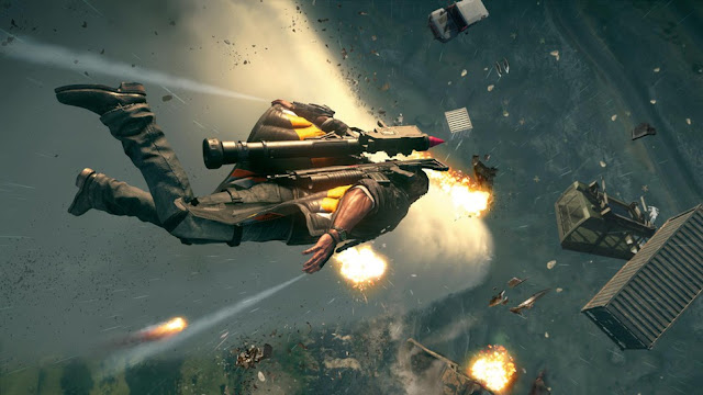 Just Cause 4 Highly Compressed For Pc