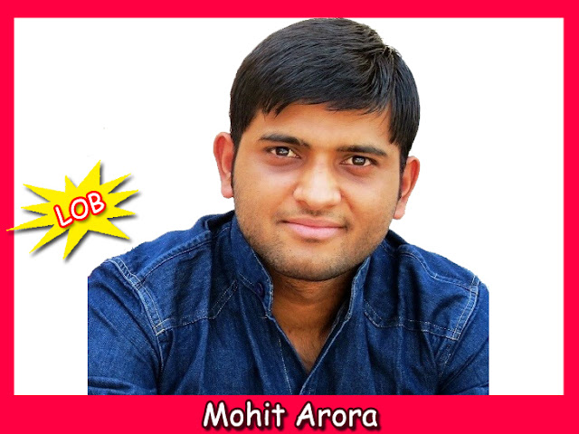 Mohit Arora from CatchUpdates