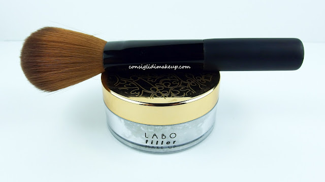 Review: Cipria fissativa universale -  Labo filler make up