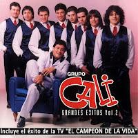grupo cali GRANDES EXITOS VOLUMEN 2
