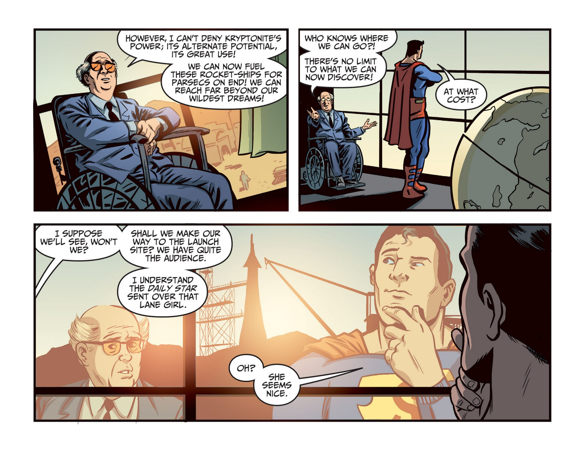 Read online Adventures of Superman [I] comic -  Issue #46 - 12