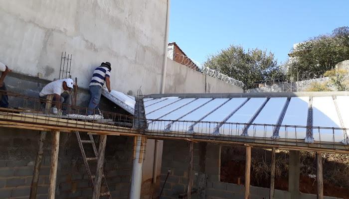 VEJA AS FOTOS DO O PROJETO DE CONSTRUÇÃO DO TEMPLO
