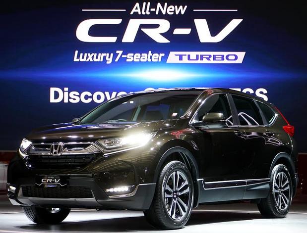 Mobil Honda CR-V Tulungagung