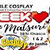 Inscrição e regras do Concurso Cosplay Geek & Matsuri 2019