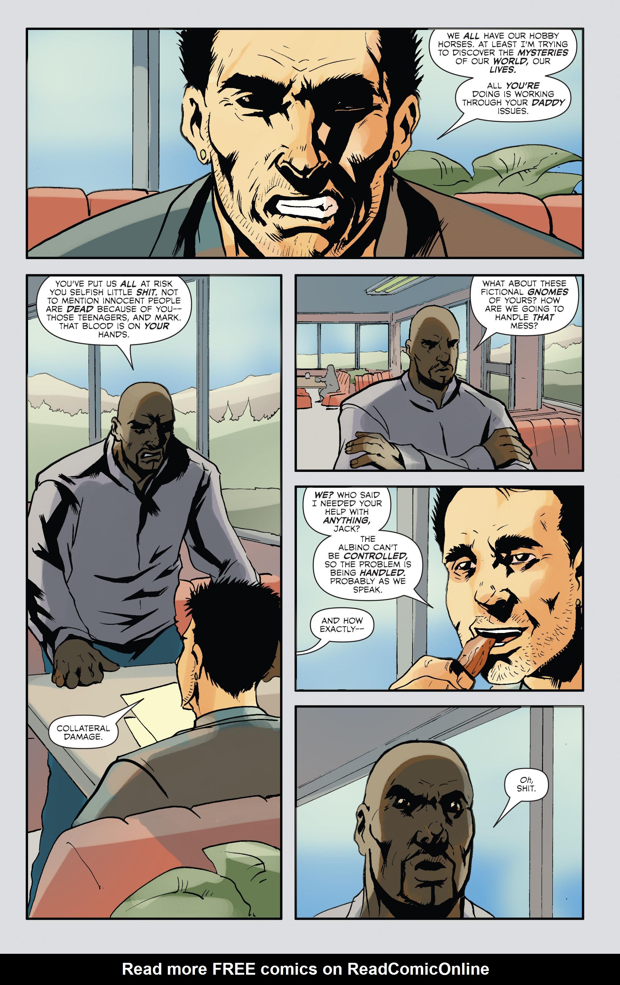 Read online Hoax Hunters (2012) comic -  Issue # TPB 2 - 60