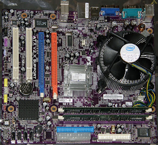 Components To A Computer System