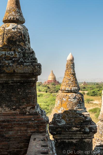 Temple de Thisa-Wadi - Bagan - Birmanie Myanmar