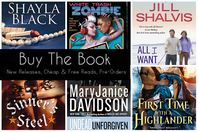 romance, ebooks, book deals, new releases